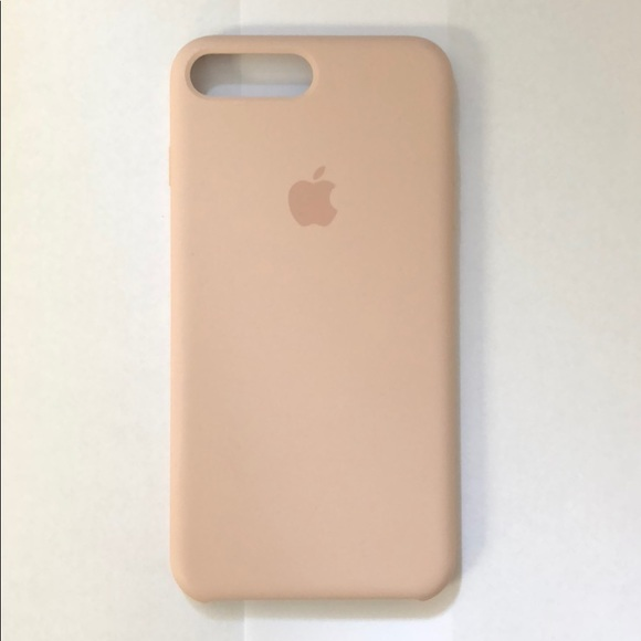 separation shoes b77b0 7519e iPhone 8 Plus/7 Plus Silicone Case - Pink Sand